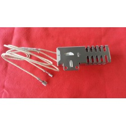 ignitor assembly wall oven simpson westinghouse chef 673001045