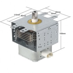 AM701 Microwave oven Magnetron