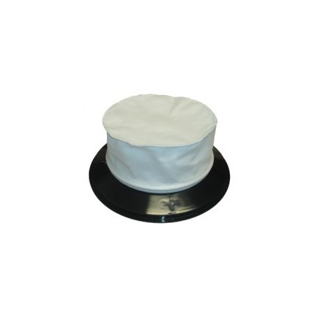 CLEANSTAR Vacuum cleaner filter CLOTH FILTER FOR COMMERCIAL MACHINES: VC15LP, VB15LP