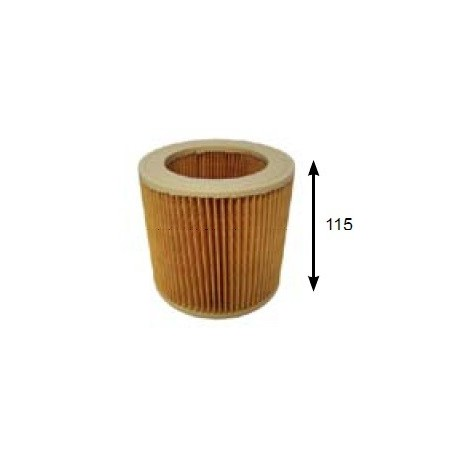KARCHER Vacuum cleaner filter NT 27/1/ME, A1000, K1000, A2254, A2004, A2101, A2204, A2504, A2554,