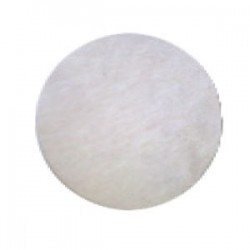 POLIVAC Vacuum cleaner filter ROUND INLET FILTER DISC TO SUIT: POLIVAC KOALA