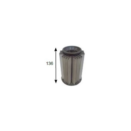 SANYO Vacuum cleaner filter DUST FILTER ASSEMBLY SUITS SCX1000 & SCX1000T