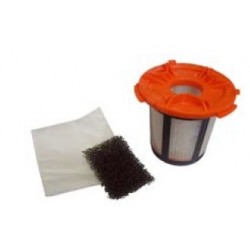 VOLTA Vacuum cleaner filter WASHABLE HEPA CARTRIDGE MICRO & MOTOR FILTER SUITS: U7301 - 7310, VORTEX U4005