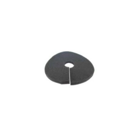 PACVAC Vacuum cleaner filter PACVAC FOAM FILTER DISK WITH HOLE AND SLITS