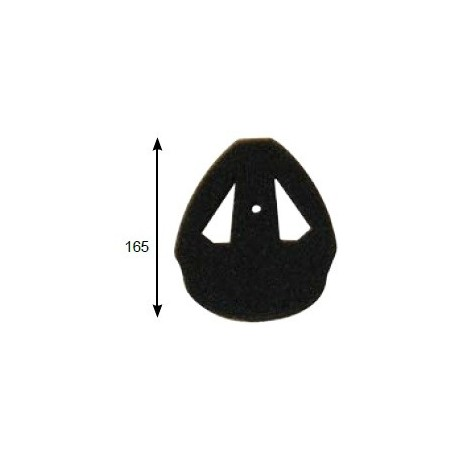 GHIBLI Vacuum cleaner filter EXHAUST FILTER FOR GHIBLI T1 BACKPACK