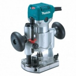 """RT0700CX2 6.35mm (1/4"""") Router with plunge routing base"""