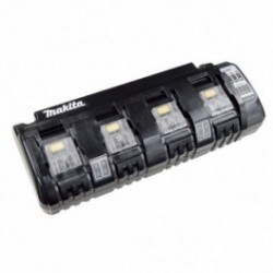 DC18SF 4 Port Charger