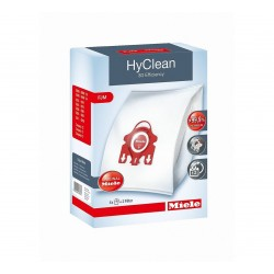 9917710 HyClean 3D Efficiency Dust Bags FJM 4 Pack + 2 Filters