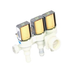 0136200091 Electrolux Triple Cold Inlet Valve