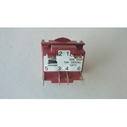 WESTINGHOUSE CHEF OVEN SELECTOR SWITCH 0534001695